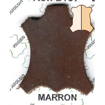 BANDE SUPORTLO TC5F EXTRA FORT 1chx MARRON