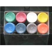 ART.2650 COFFRET COVA COLOR - 8 COULEURS