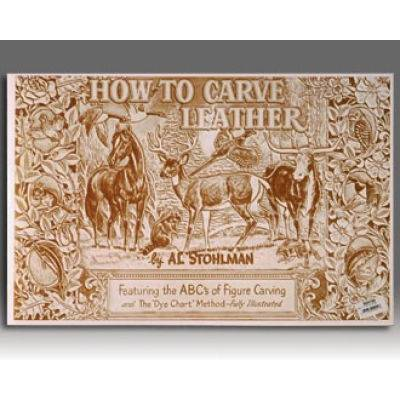 ART.6047 CAT.HOW TO CARVE LEATHER - TANDY LEATHER