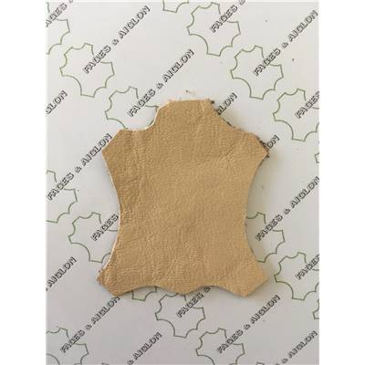 "VEAU  DOUBL. ""CONFORT"" PF. FOULONNE 10/12 col. Biscuit"